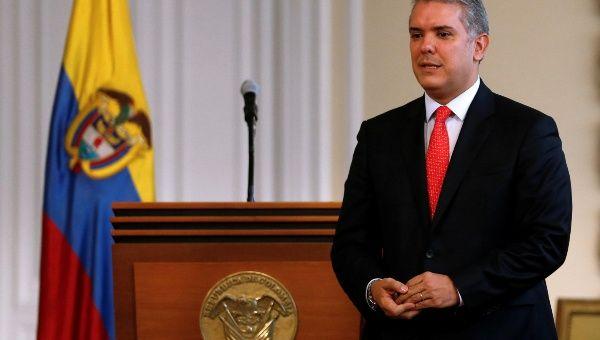 Tổng thống Colombia từ chối đàm phán với nhóm vũ trang ELN