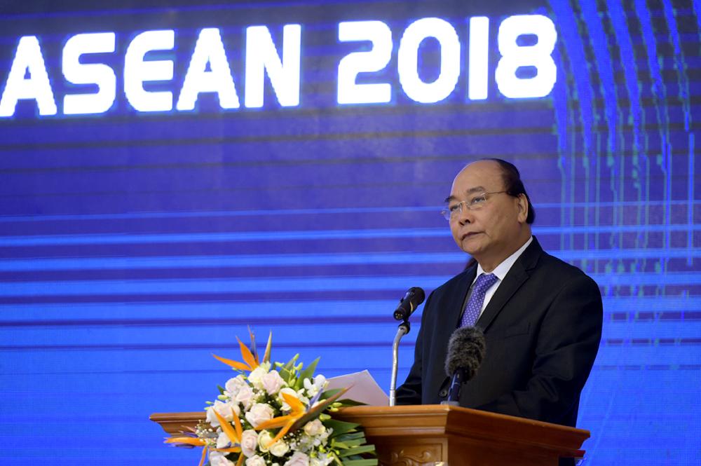 Cần tăng cường hiệu ứng lan toả của WEF ASEAN 2018