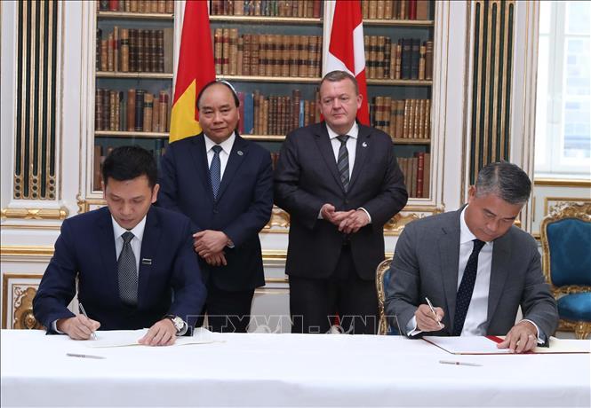 Thúc đẩy mạnh mẽ quan hệ Đối tác toàn diện Việt Nam - Đan Mạch