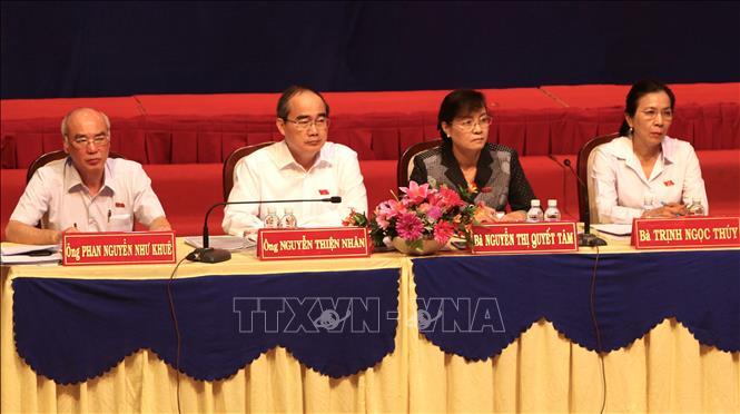Bí thư Thành ủy TP Hồ Chí Minh: Sẽ tăng tốc xử lý sai phạm ở Thủ Thiêm