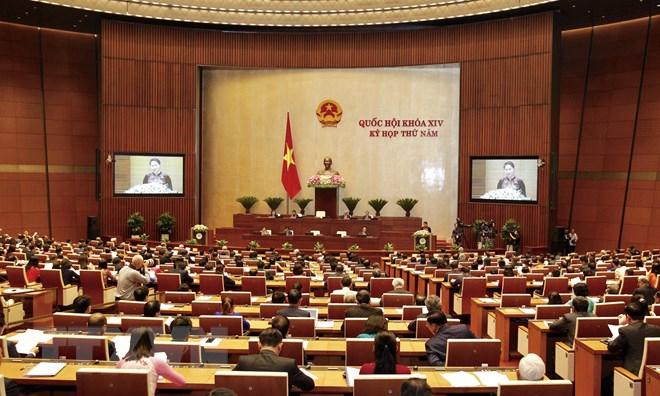 Sáng nay khai mạc trọng thể Kỳ họp thứ 6, Quốc hội khóa XIV