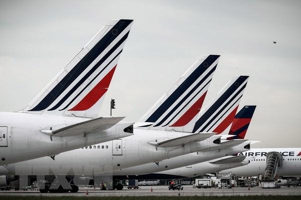 Miễn thuế đối với hàng hóa nhập khẩu của Hãng hàng không Pháp