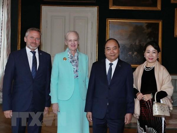 Thủ tướng  Nguyễn Xuân Phúc tham dự các sự kiện trong khuôn khổ Hội nghị Cấp cao P4G