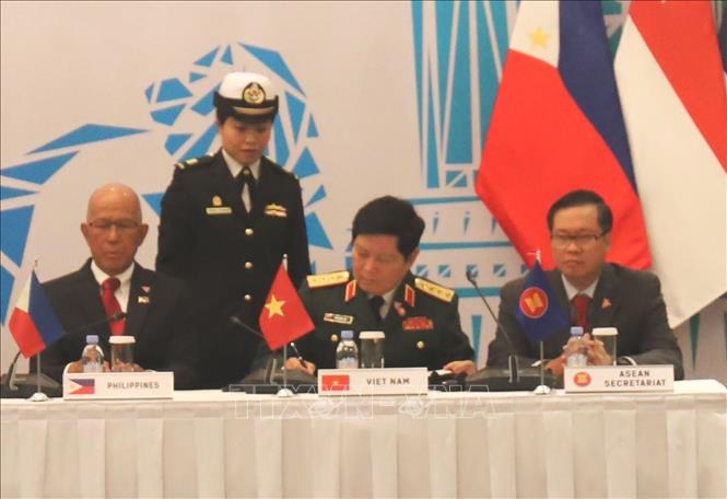ASEAN tăng cường hợp tác chống khủng bố và an ninh biển
