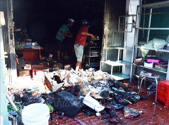 Cà Mau: Hỏa hoạn tại nhà dân gây thiệt hại hơn 1 tỷ đồng