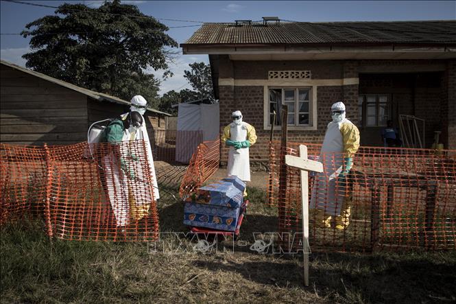 CHDC Congo: 170 người tử vong do Ebola