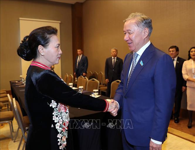 Tích cực thúc đẩy quan hệ kinh tế, thương mại, đầu tư song phương Việt Nam - Kazakhstan