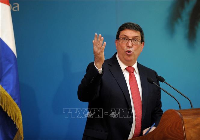 Cuba phản đối hoạt động của Mỹ chống La Habana
