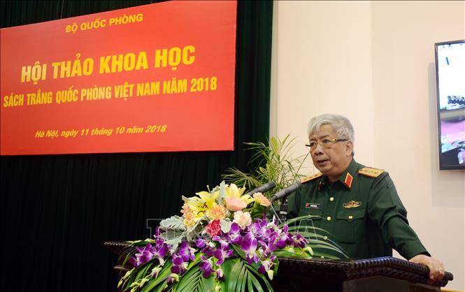 Sách Trắng Quốc phòng Việt Nam năm 2018