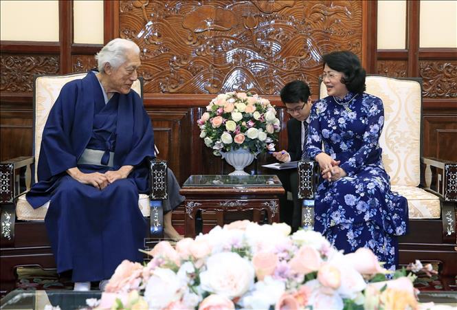 Thúc đẩy giao lưu văn hóa và giao lưu nhân dân Việt Nam - Nhật Bản