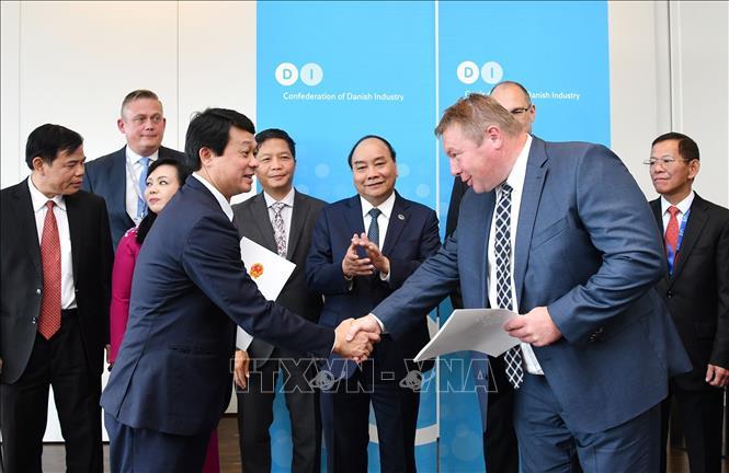 Thủ tướng mong muốn doanh nghiệp Đan Mạch mở rộng đầu tư vào Việt Nam