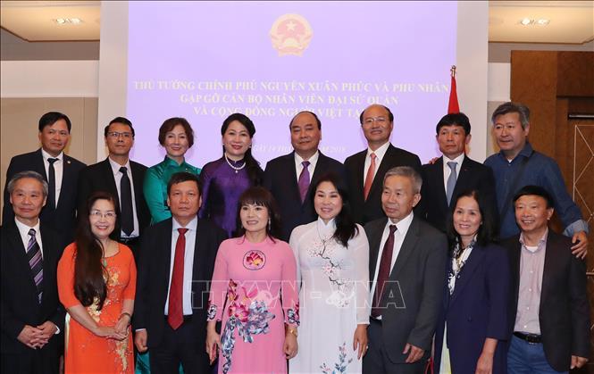 Bà con người Việt tại nước ngoài là bộ phận không tách rời của cộng đồng dân tộc Việt Nam