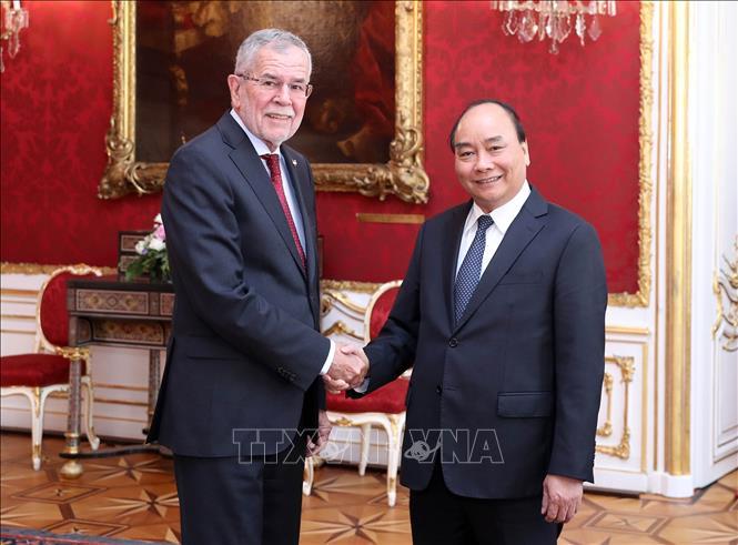 Tăng cường hợp tác song phương giữa Việt Nam - Áo