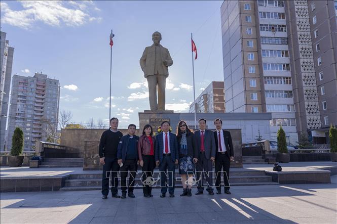 Tỉnh Ulyanovsk (LB Nga) mong muốn tăng cường hợp tác với Việt Nam