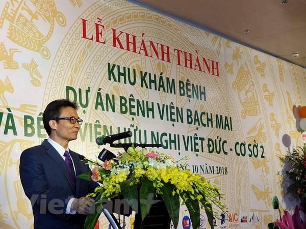 Cơ hội để người dân khu vực Hà Nam tiếp nhận dịch vụ y tế chất lượng cao