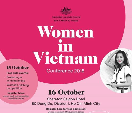 Sẵn sàng cho Hội nghị Phụ nữ tại Việt Nam 2018