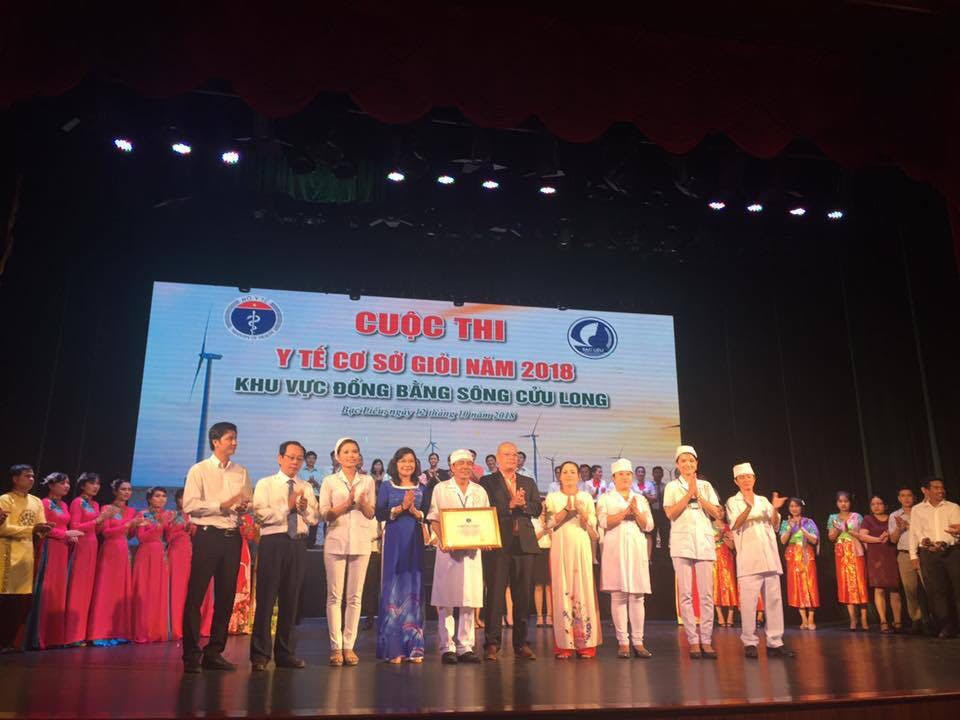 """Chung khảo Cuộc thi """"Y tế cơ sở giỏi năm 2018"""" khu vực Đồng bằng sông Cửu Long"""