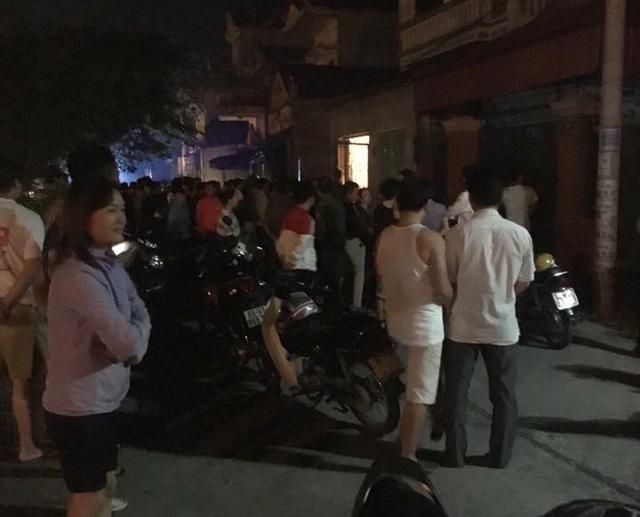 Hưng Yên: Bắt hung thủ gây trọng án trong đêm