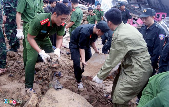 Tập trung ứng phó, khắc phục hậu quả mưa lũ