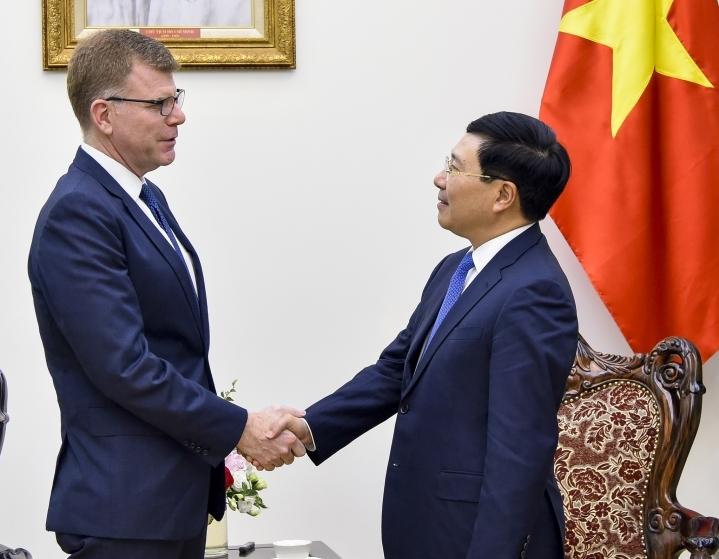 ADB tiếp tục hỗ trợ Việt Nam tiếp cận các nguồn vốn ưu đãi