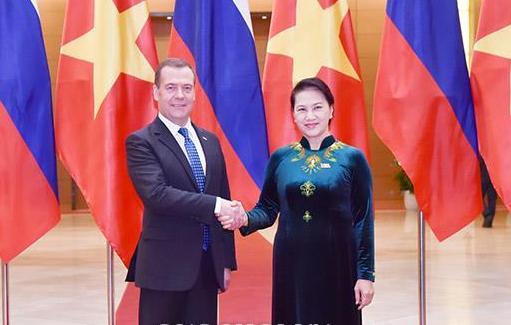 Quốc hội Việt Nam ủng hộ tăng cường hợp tác Việt - Nga trên tất cả các lĩnh vực