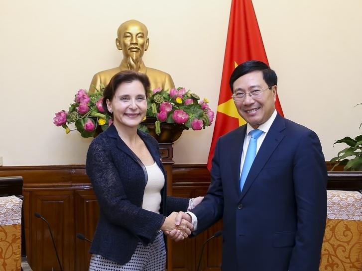 Italia là một đối tác quan trọng của Việt Nam trong EU