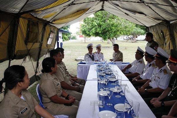 Tăng cường hợp tác giữa lực lượng hải quân hai nước Việt Nam - Phi-líp-pin