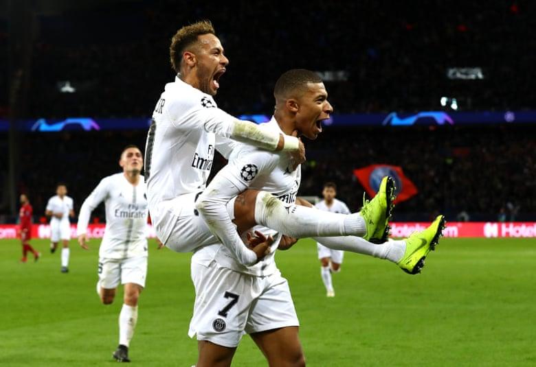 PSG hạ Liverpool trong trận quyết đấu ở Paris