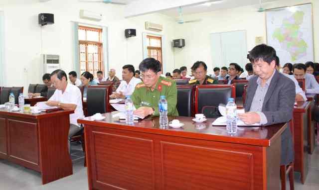 Ân Thi (Hưng Yên): Nỗ lực hoàn chỉnh công tác giải phóng mặt bằng