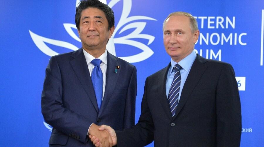 Thủ tướng Nhật Bản hy vọng giải quyết được vấn đề tranh chấp lãnh thổ với Nga