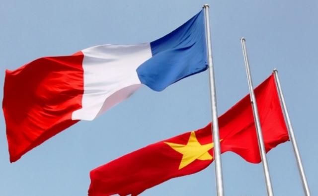 Pháp là đối tác thương mại châu Âu lớn thứ năm của Việt Nam