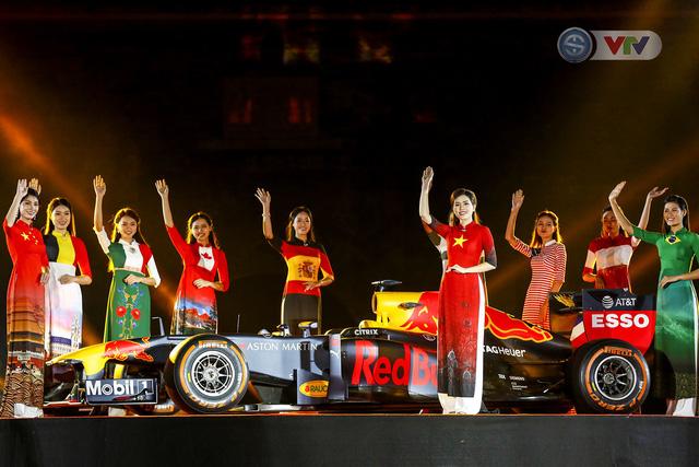 Việt Nam là sự lựa chọn hoàn hảo của giải đua xe công thức 1