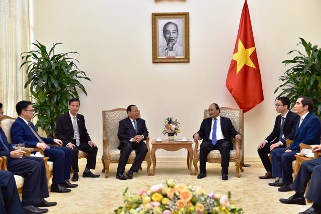 Sớm triển khai xây dựng Quy hoạch tổng thể về kết nối hai nền kinh tế Việt Nam - Campuchia