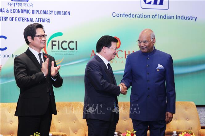 Tạo nhiều cơ hội hợp tác, đầu tư, kinh doanh cho doanh nghiệp Việt Nam - Ấn Độ