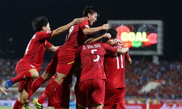[Infographic] AFF Cup 2018: Hành trình vào bán kết của đội tuyển Việt Nam