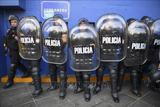Argentina huy động 22.000 binh sĩ bảo vệ Hội nghị thượng đỉnh G20