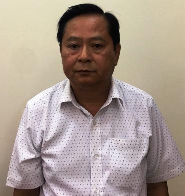 Khởi tố, bắt tạm giam nguyên Phó Chủ tịch UBND TP. Hồ Chí Minh Nguyễn Hữu Tín