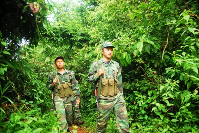 Bình Phước: Chú trọng bảo vệ chủ quyền, an ninh biên giới