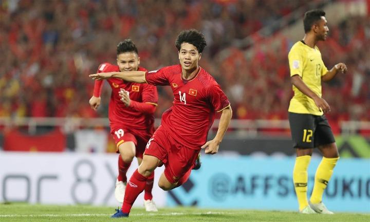 [Infographic] AFF Cup 2018: Những con số bất ngờ trong trận thắng của ĐT Việt Nam trước Malaysia