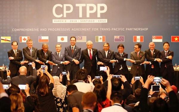 CPTPP đem đến một số lợi thế cho các doanh nghiệp Canada.