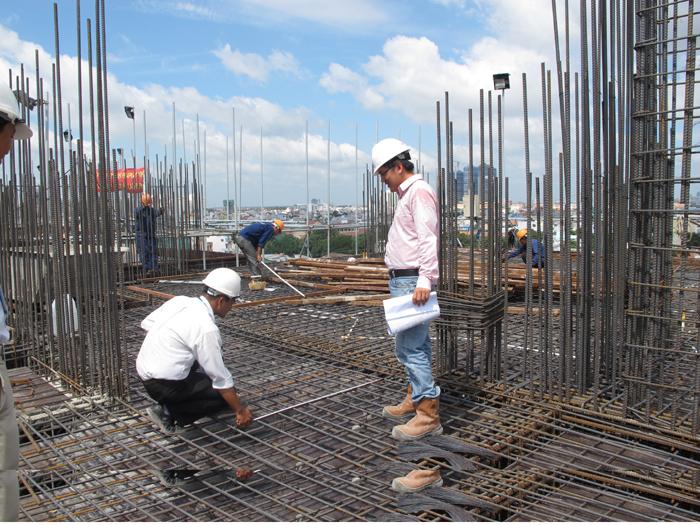 Vĩnh Phúc: Các công trình hạ tầng được tiến hành khẩn trương đảm bảo tiến độ