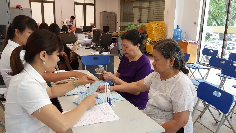 BHXH Bắc Kạn: Điều chỉnh lương hưu, trợ cấp bảo hiểm xã hội hàng tháng