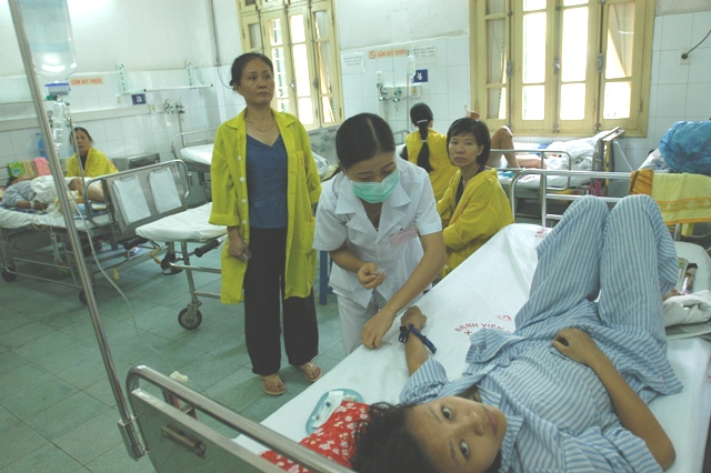 Bệnh viện Phụ sản Hà Nội thực hiện trên 17.600 ca sàng lọc bệnh lý nặng tim bẩm sinh