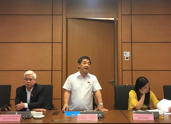 Đại biểu Quốc hội thể hiện nhiều băn khoăn với dự án Luật Kiến trúc
