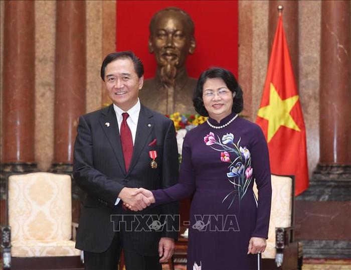 Quan hệ Việt Nam-Nhật Bản đang phát triển tốt đẹp, mạnh mẽ và thực chất