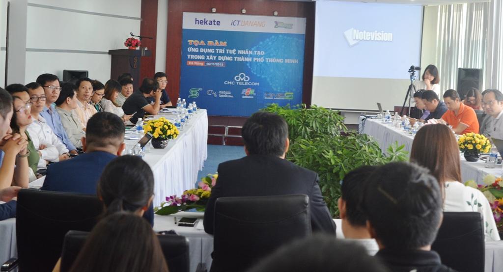 Đà Nẵng tiếp tục hoàn tất xây dựng khung kiến trúc thành phố thông minh