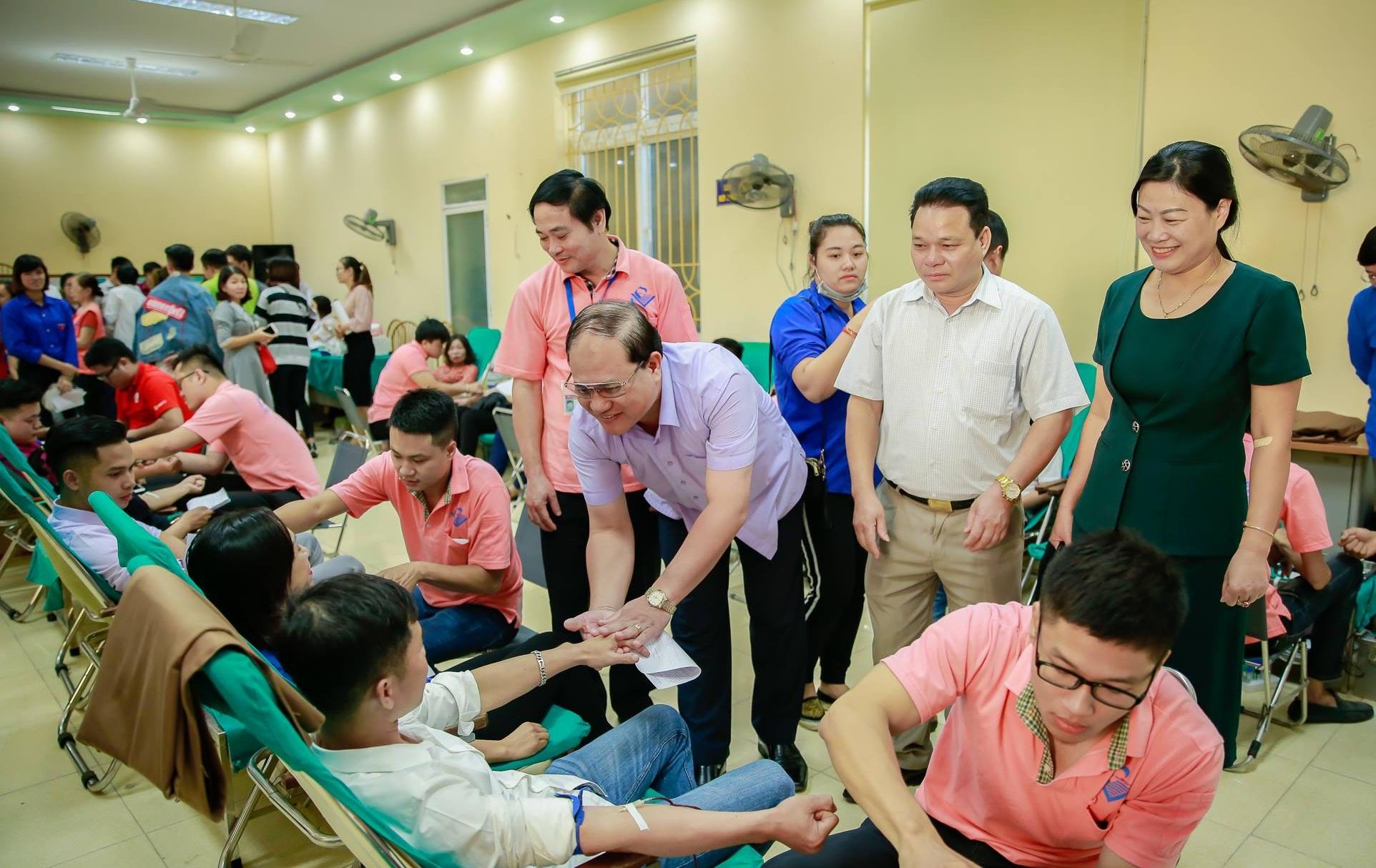 Hiến máu tình nguyện - nét đẹp ở huyện đảo Cát Hải (Hải Phòng)
