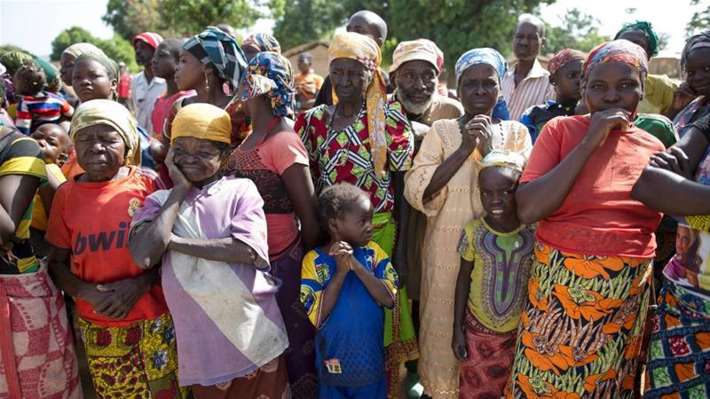 Người dân Cộng hòa Trung Phi khốn khó do bạo lực leo thang