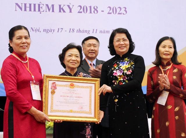 Phấn đấu trên 2 triệu trẻ em được hưởng lợi từ chương trình của Hội Bảo vệ quyền trẻ em Việt Nam