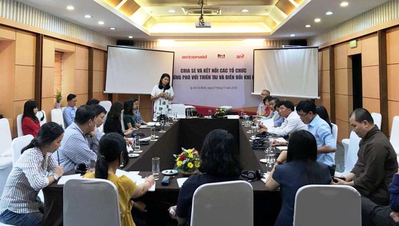 Xây dựng năng lực cho cộng đồng nhằm ứng phó với thiên tai tại Đồng bằng sông Cửu Long